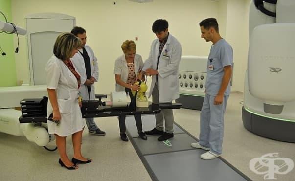 От юли ще приемат за лечение с кибернож и пациенти с образувания на гръбначния стълб в УМБАЛ Св. Георги - Пловдив  - изображение