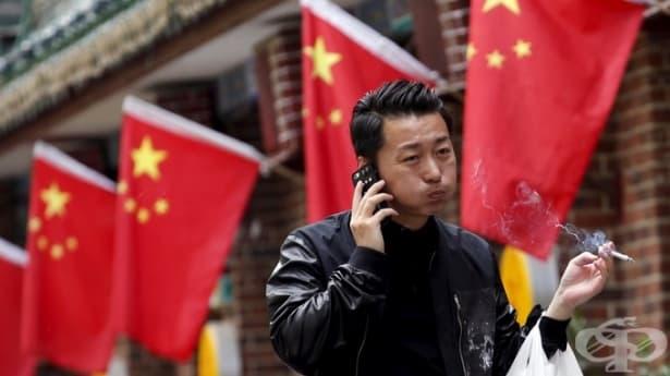 Един от всеки трима 20-годишни мъже в Китай, ще почине преждевременно - изображение