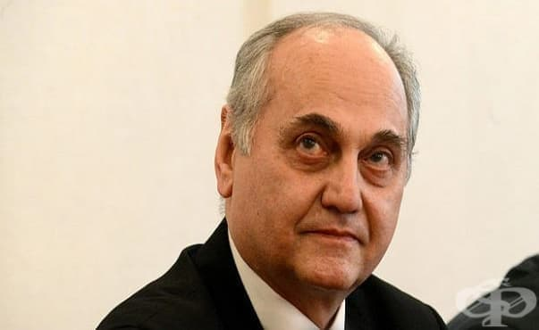 Глинка Комитов подаде оставка като управител на НЗОК - изображение