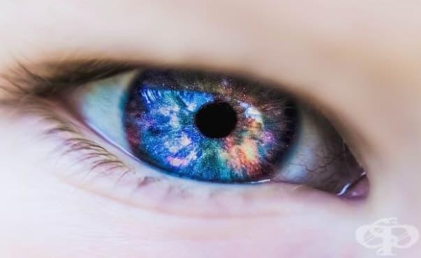Разработиха контактни лещи, променящи цвета си при поставянето на лекарство в окото - изображение