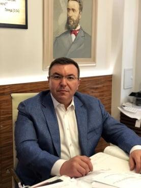 Нов министър на здравеопазването - професор Костадин Ангелов - изображение