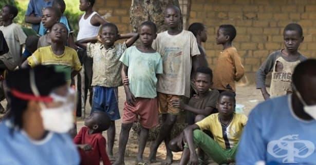 Край на еболата в Конго - изображение