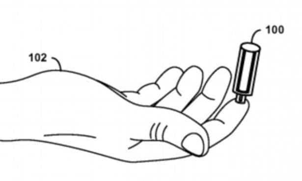 """Google подаде заявка за патента """"Вземане на кръв без игла"""" - изображение"""