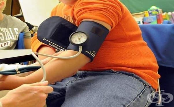 Хиляди деца в САЩ страдат от хипертония, не се диагностицират и лекуват - изображение