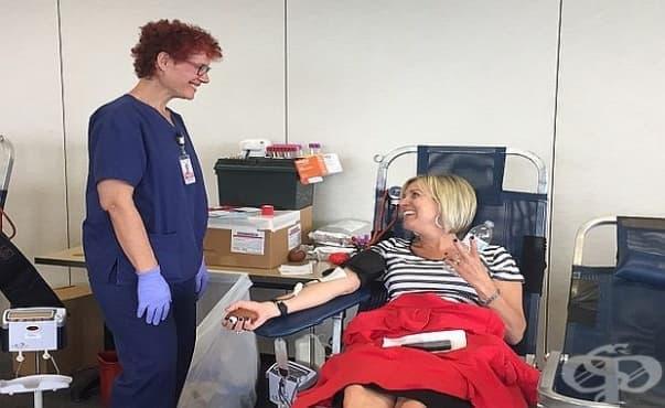 БЧК-Варна предлага опрощаване на здравни осигуровки на кръводарителите - изображение