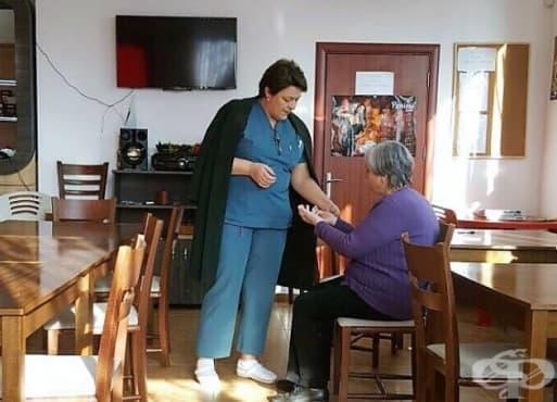 Пловдивски лекари преглеждаха безплатно жители на с. Крумово, община Родопи - изображение