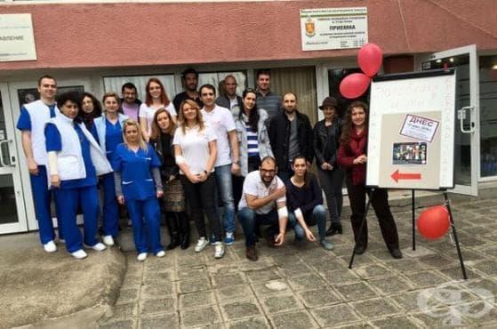 27 човека дариха кръв в акция в Стара Загора - изображение