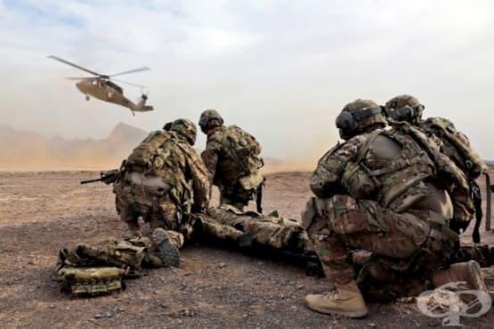 Чрез забавяне на биологичните процеси в организма ще спасяват ранени войници - изображение