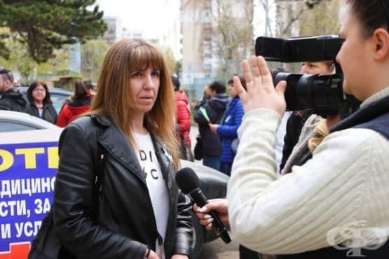 Мая Илиева: Някой трябва да си сложи главата в торбата и да започне истинската реформа в здравеопазването - изображение