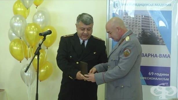 Наградиха специалисти от МБАЛ – Варна по повод 69  години от създаването й - изображение