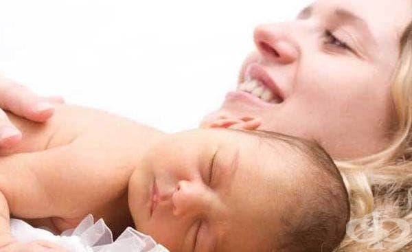 Млада жена с премахната маточна шийка роди здраво момиченце - изображение