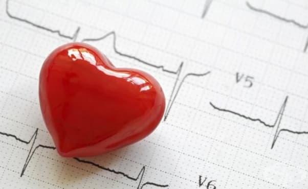 Хай-тек медицинска техника за мониторинг на кръвно налягане - изображение