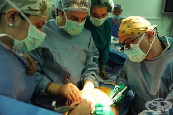 Във ВМА бе извършена трета чернодробна трансплантация  - изображение