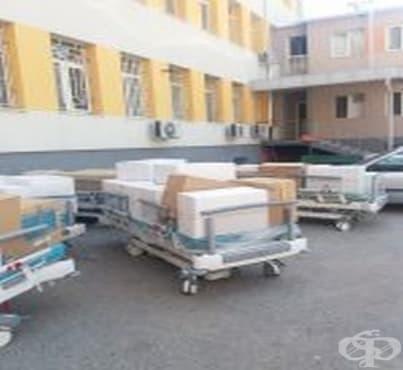 Националната кардиологична болница получи дарение от Швейцария - изображение