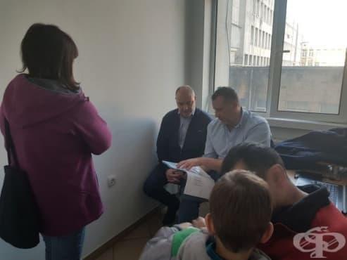 """Над 300 деца прегледаха в Смолян специалистите от """"Пирогов"""" - изображение"""