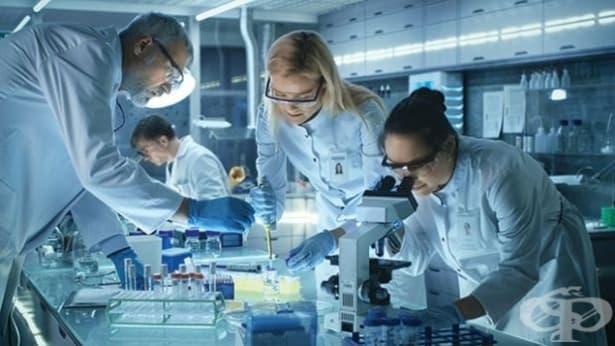 Учени създадоха наноматериал, който унищожава бактерии - изображение