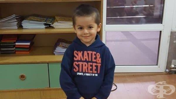 3-годишният Никола се нуждае от средства, за да живее - изображение