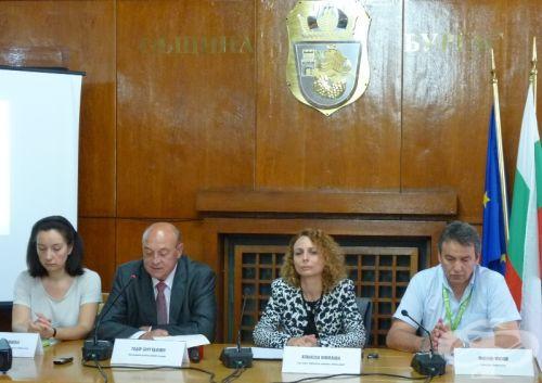 Община Бургас става еталон при разделното събиране на отпадъци - изображение
