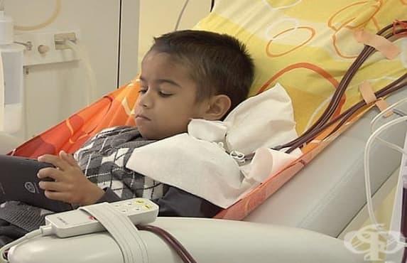 Малкият Байрям е опериран успешно в Германия - изображение