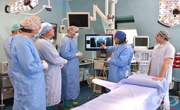 """Ортопедите на старозагорската Болница """"Тракия"""" достигнаха годишен обем от 1500 операции! - изображение"""