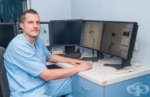 Млад лекар получи Оскар по медицина за уникална операция - изображение