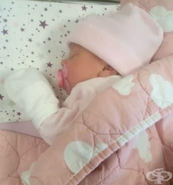 Първото бебе за 2019 година, родено в Болница ВИТА, е момиченце - изображение