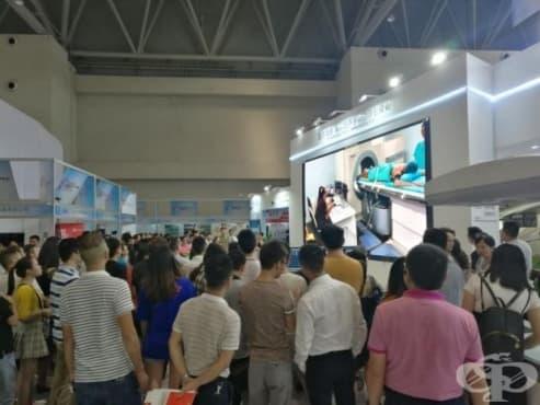 Плевенската УМБАЛ осъществи първия телемост с Китай и показа операция на живо - изображение