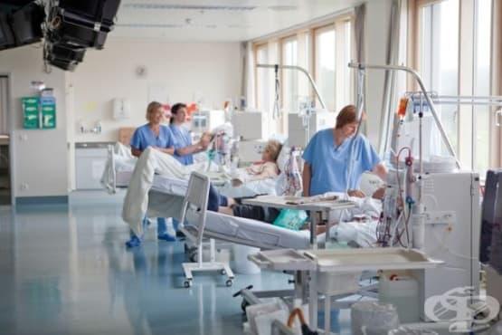 Повече от един милион българи постъпват в болница на година - изображение