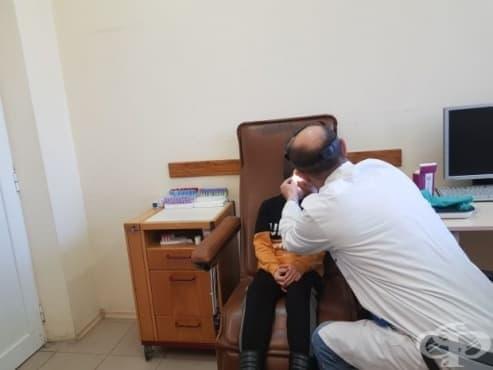 """Повече от триста деца от Видин прегледа екипът на програмата """"Детско здраве - Пирогов""""  - изображение"""