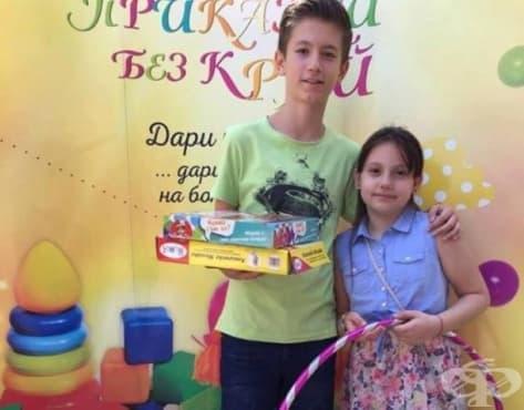 """""""Приказки без край"""" събра над 2500 играчки за болни деца - изображение"""