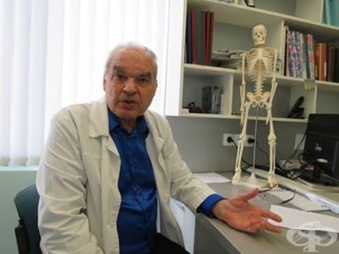 Проф. Евгени Дюкенджиев приложи за първи път у нас бионична рехабилитация - изображение