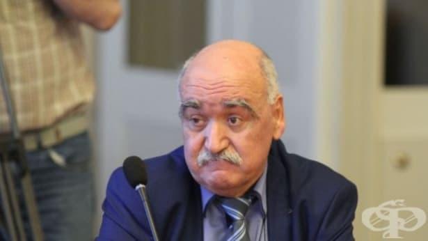 Проф. Камен Плочев оставя решението за освобождаването си в ръцете на НЗОК - изображение