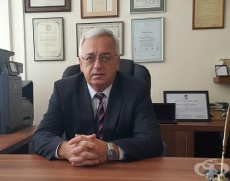 Проф. Росен Маджов е новият президент на Европейското дружество по хирургия - изображение