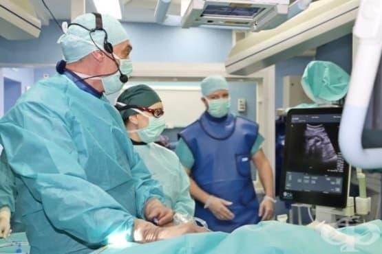 Във ВМА вече разполагат с най-мощния Holmium лазер за безкръвни операции - изображение