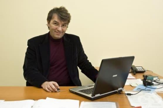 """Проф. Лъчезар Трайков е носителят на наградата """"Медик на годината 2017"""" - изображение"""