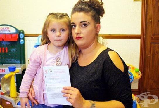 Ядосана майка: Препоръчаха диета на 4-годишната ми дъщеричка, защото е категоризирана с наднормено тегло - изображение