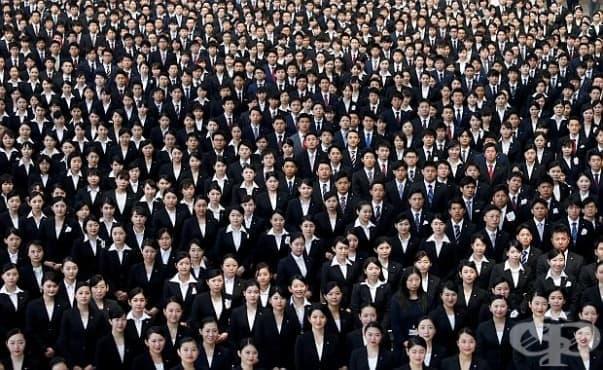 Японските власти се опитват да намалят случаите на самоубийство вследствие преработване - изображение