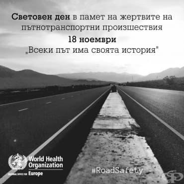На всеки 6 минути някой умира по пътищата на Европа - изображение