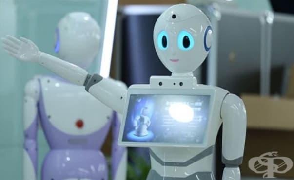 Китайски учени подложиха робот на медицински изпит  - изображение