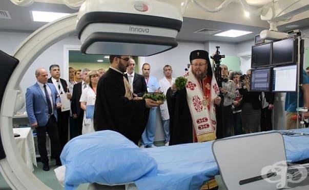 Откриха сектор Инвазивна кардиология в УМБАЛ - Русе - изображение