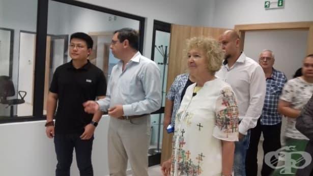 Сътрудничество в областта на генетиката с Китай договориха от МУ в Пловдив - изображение