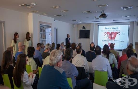 МБАЛ Надежда организира Симпозиум по офис хистероскопия с участието на световни имена в гинекологията  - изображение