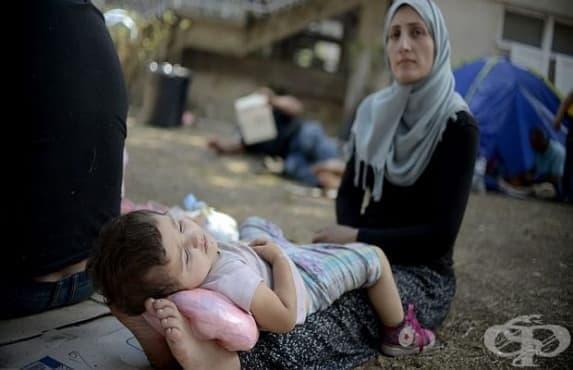 Синдромът на оттеглянето поваля стотици деца в Швеция - изображение