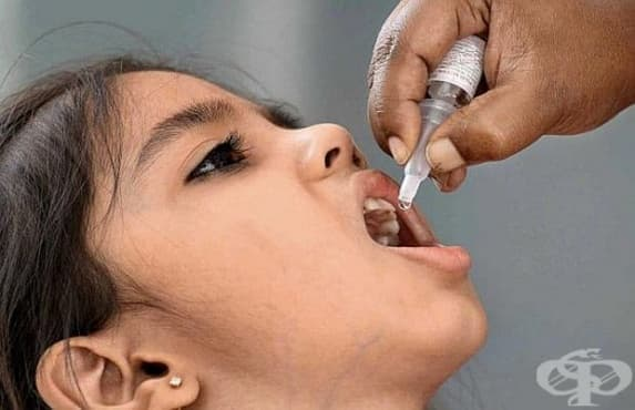 В Сирия се разпространява ваксинален полиомиелит - изображение