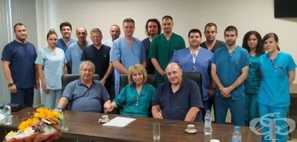 """Хирургичното отделение на УМБАЛ """"Софиямед"""" е основна база за обучението на хирурзи от страната - изображение"""