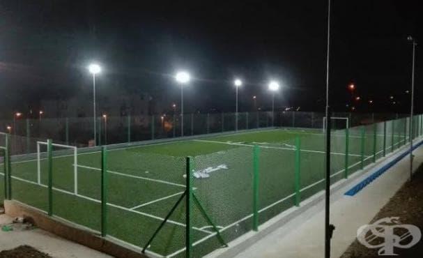 Във Велико Търново на 7 април ще бъде открит нов спортен комплекс - изображение