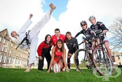 Международният ден на младежта бе отбелязан в Бургас с много спорт - изображение