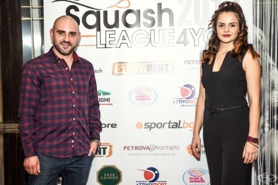 Проведе се първото състезание на Squash League 4You за 2019 - изображение