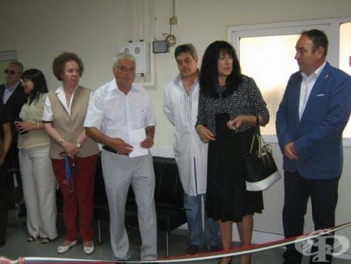 Специална стая за деца откриха в Спешен център Дупница - изображение