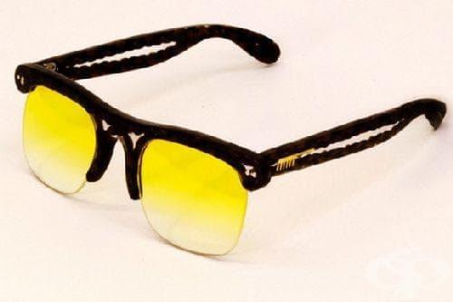 Очила от човешки косми? - изображение